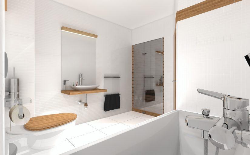 Koupelna s infrasaunou