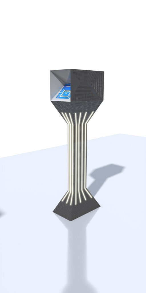 RFID Čtečka II