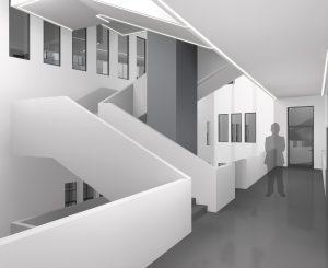 Výstavní prostory pro soutěž (Německo)