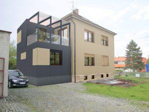 Přístavba k rodinnému domu (rekonstrukce)