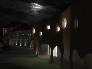 Noční perspektiva